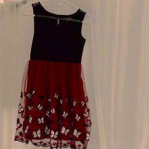 Girl youth dress